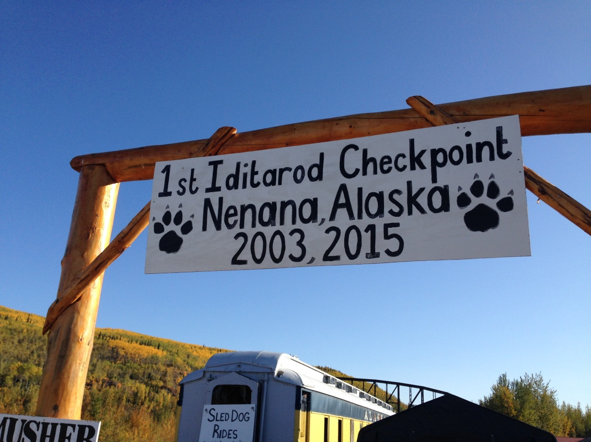 Welcome to Nenana